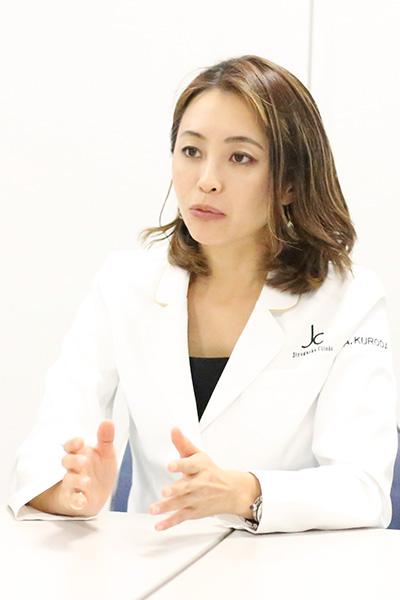 黒田愛美 医師