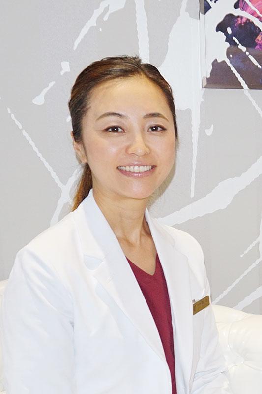 ゼティスビューティークリニック 黒田愛美 副院長