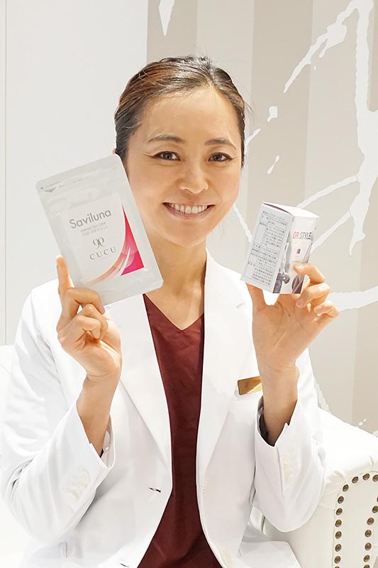 黒田医師監修「ダイエットサポートサプリメント」、紫外線対策に「サビルナ」
